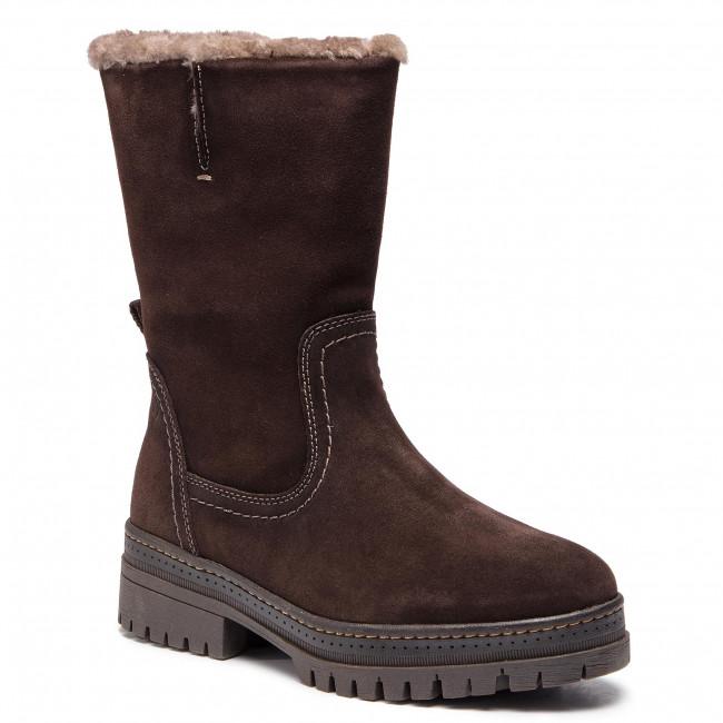 Tronchetti TAMARIS - 1-26468-21 Mocca 304 - Tronchetti - Stivali e altri - Donna | vendita all'asta  | Scolaro/Ragazze Scarpa