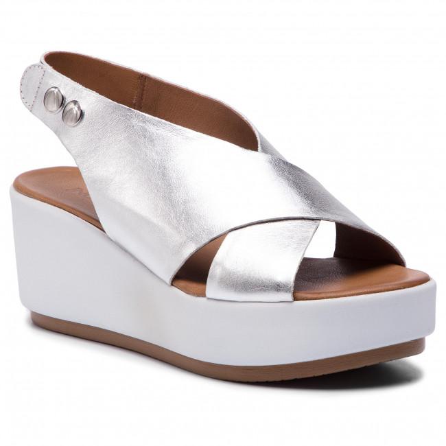 Sandali INUOVO - 123007 argento - Sandali da da da giorno - Sandali - Ciabatte e sandali - Donna | Intelligente e pratico  | Uomini/Donna Scarpa  4f6676