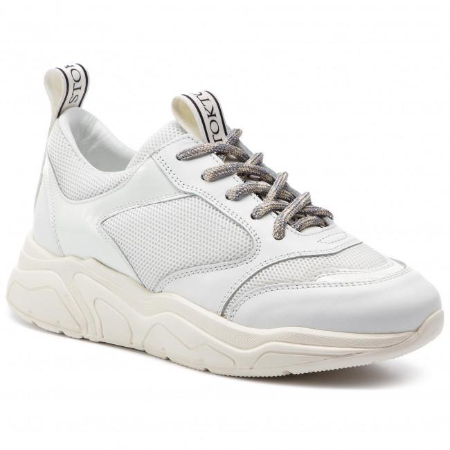 scarpe da ginnastica STOKTON - 33-D-SS19 Variante Bianca - scarpe da ginnastica - Scarpe basse - Donna | promozione  | Uomini/Donna Scarpa