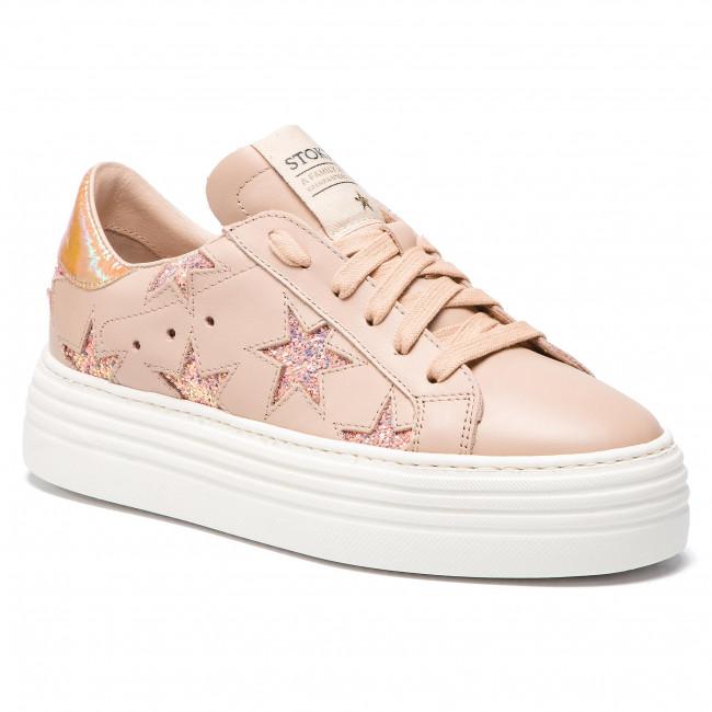 scarpe da ginnastica STOKTON - 352-D-SS19 Vitello Cirpia Glitter - scarpe da ginnastica - Scarpe basse - Donna | In Linea Outlet Store  | Scolaro/Signora Scarpa