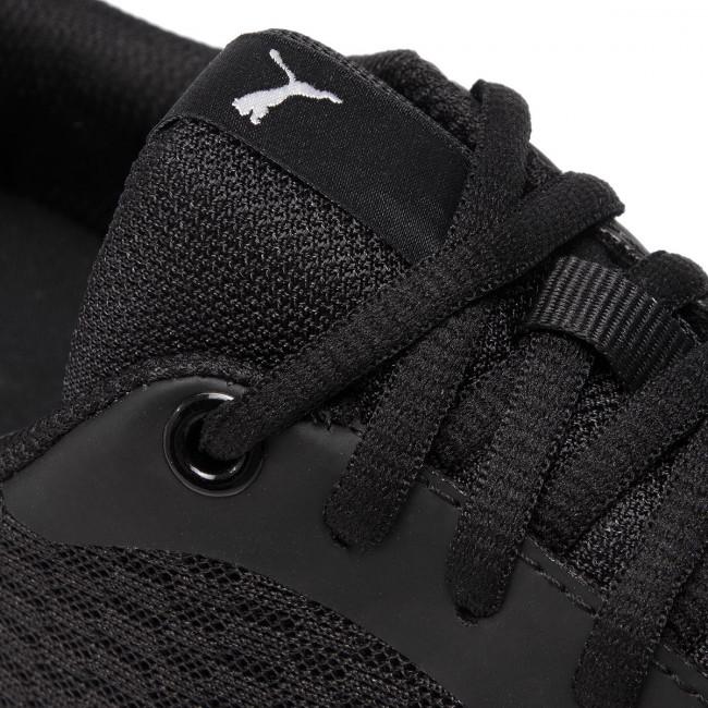 b8c79441 Scarpe PUMA - Wired 366970 01 Puma Black/Puma Black/Black - Fitness -  Scarpe sportive - Uomo - escarpe.it