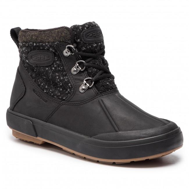 Stivali da neve KEEN - Elsa II Ankle Wool Wp 1019556 nero Raven - Stivali da neve - Stivali e altri - Donna | Scelta Internazionale  | Scolaro/Signora Scarpa