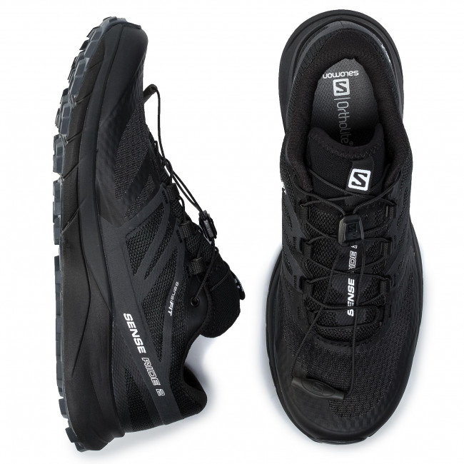 Scarpe SALOMON Sense Ride 2 408033 27 V0 BlackPhantomEbony