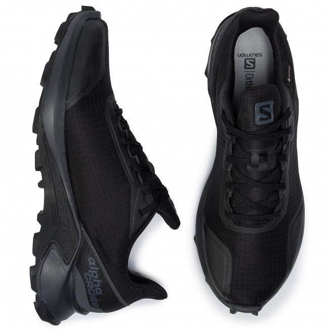 Salomon Alphacross GTX Gore Tex Black 408051