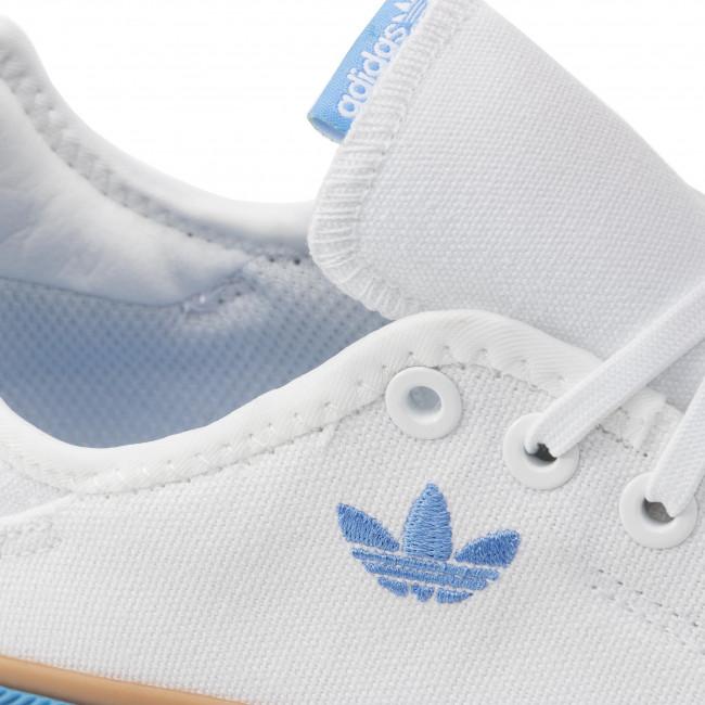 Scarpe adidas Sablo EE6095 FtwwhtReabluGum4