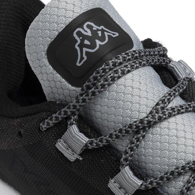 Sneakers KAPPA Player 242763 BlackGrey 1116