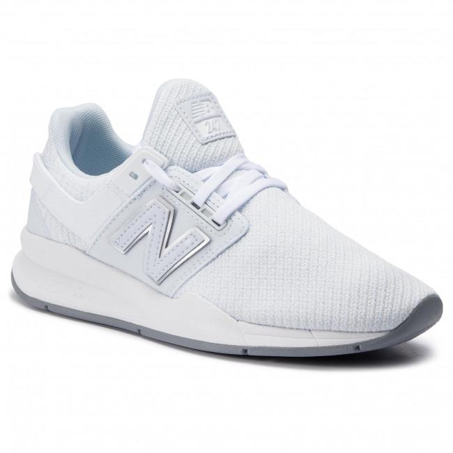 67f60cf1d6 Sneakers NEW BALANCE - WS247TH Blu - Sneakers - Scarpe basse - Donna ...