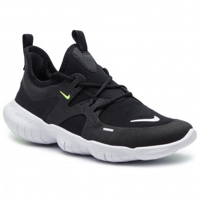 best website e52ad 48ae5 Scarpe NIKE - Free Rn 5.0 (GS) AR4143 001 Black White Anthracite