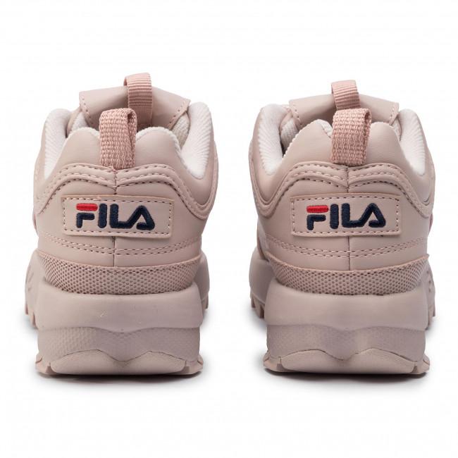 Fila disruptor kids 1010567.71p escarpe.it rosa bimba