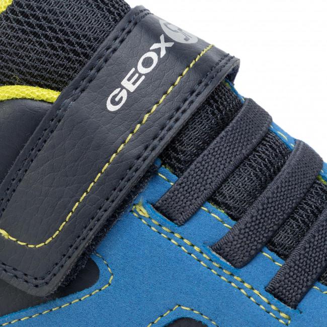 Sneakers GEOX J Bernie B J9411B 0BUCE C4226 D NavyRoyal