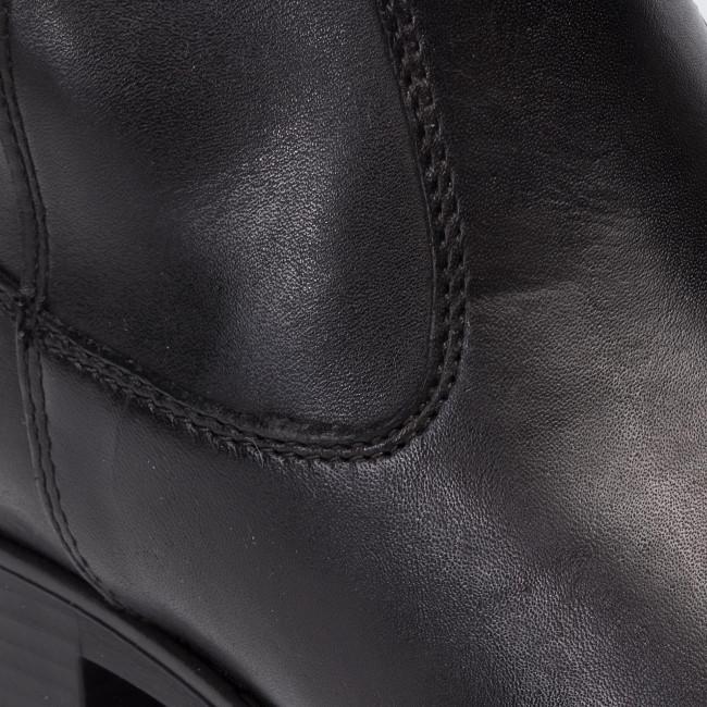 Stivali al ginocchio GEOX D Felicity Np Abx B D94BLB 05443 C9999 Black