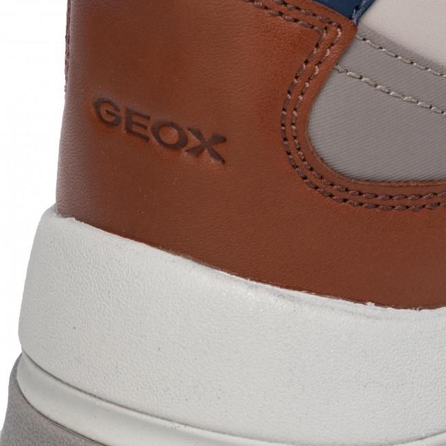 Sneakers GEOX U Rockson B Abx A U947WA 046ME C9999 Black