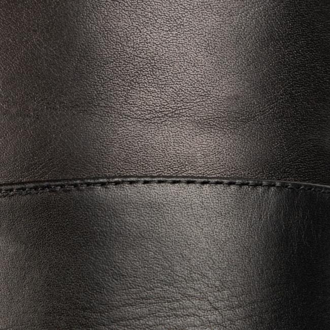 Stivali sopra il ginocchio POLLINI SA2613AG08T80000 Nero