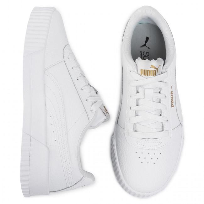 Sneakers PUMA Carina Lux L 37028102 02 Puma WhitePuma White