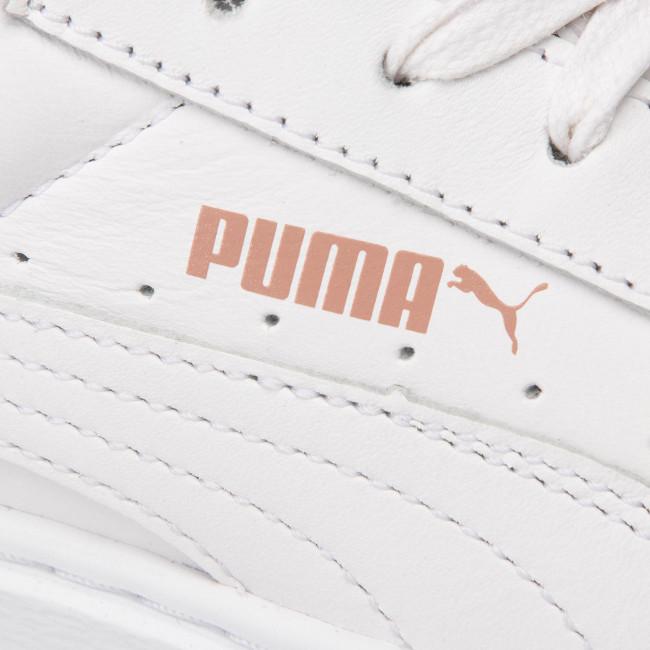 Sneakers PUMA Basket Platform Metallic 366169 03 Puma WhiteRose Gold