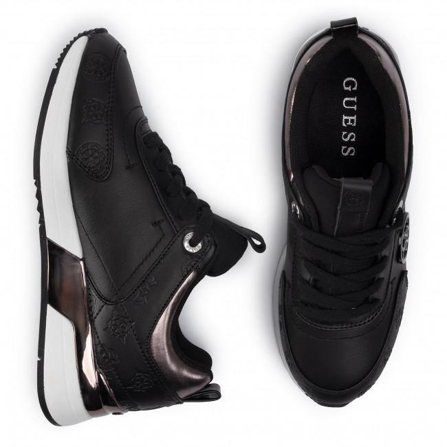 Sneakers GUESS Marlyn 4 FL5MYN FAL12 BLACK Sneakers