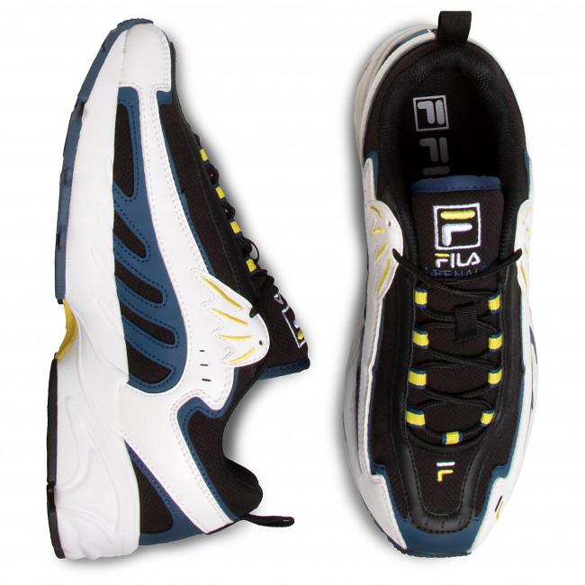 Sneakers FILA ADL99 Low 1010827.12S BlackWhite