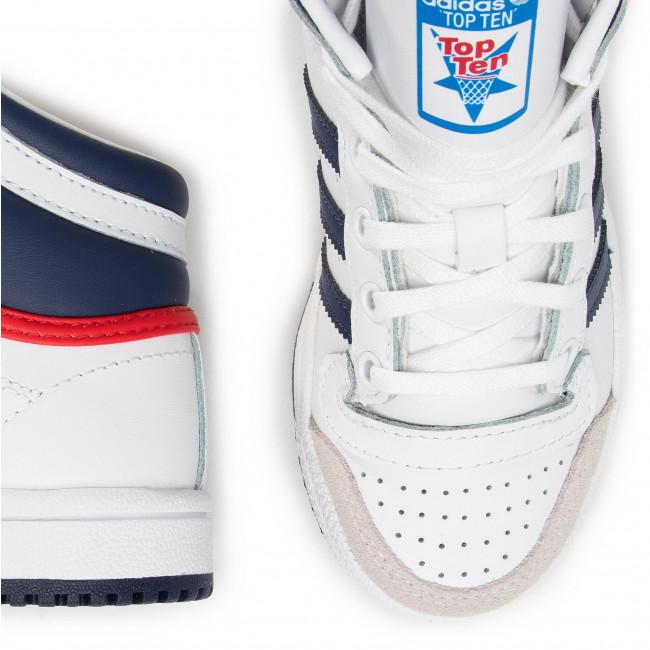 adidas top ten hi c scarpe da basket