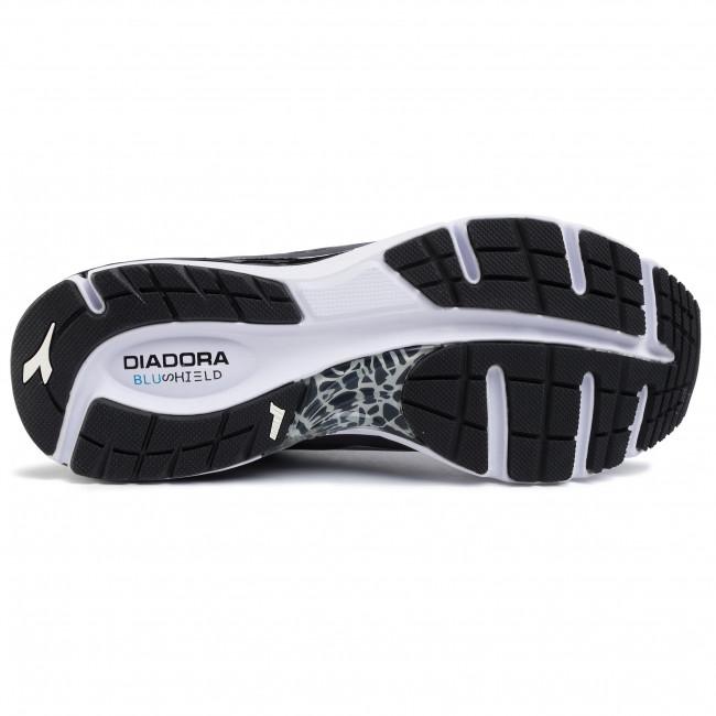 Diadora mythos blushield hip 2 d101.172089 escarpe.it neri da corsa