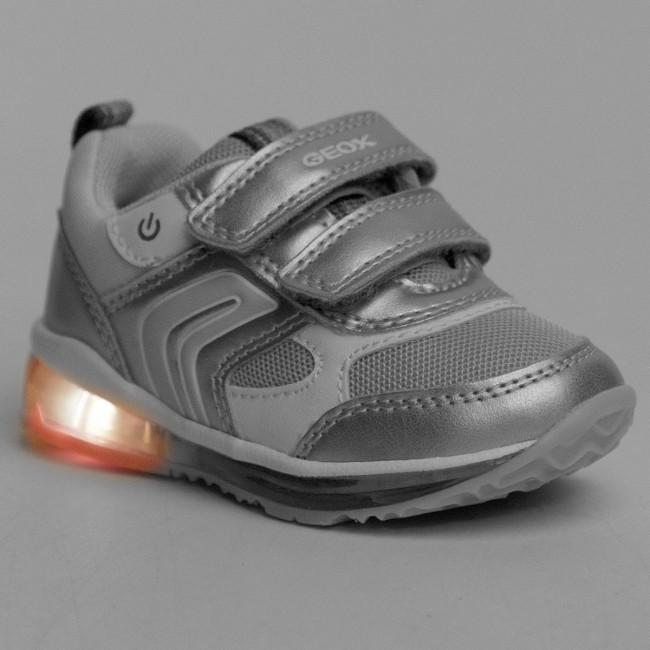 Sneakers GEOX B Todo G. B B0285B 0NF14 C1W4A SilverAqua