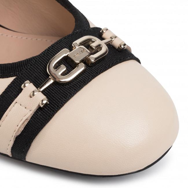 Ballerine GEOX D Wistrey D D024GD 0TUHH C0113 SandBlack