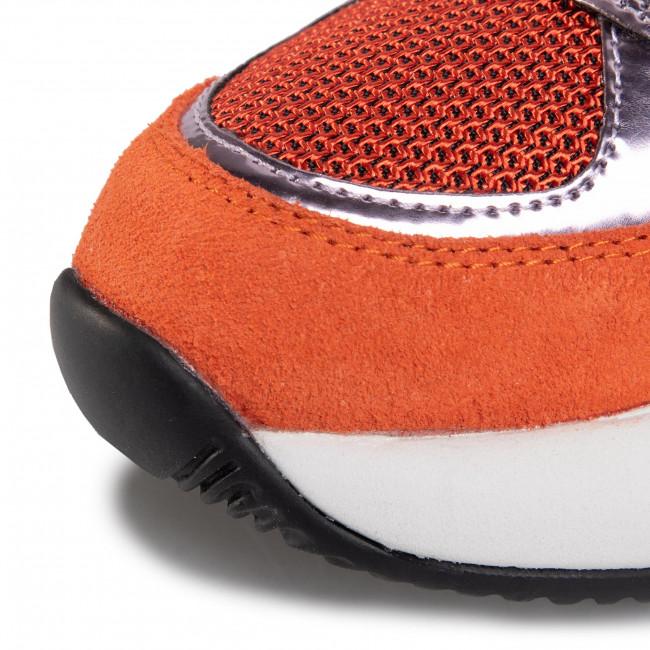 Sneakers GEOX D Topazio A D02GDA 014BN C2T7L OrangeDk Orange