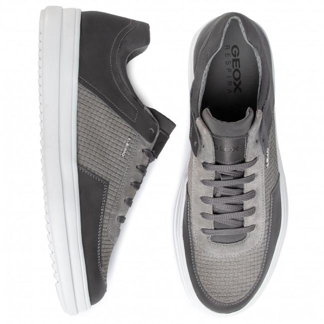 Sneakers GEOX U Tayrvin E U027QE 0BS43 C1006 Grey