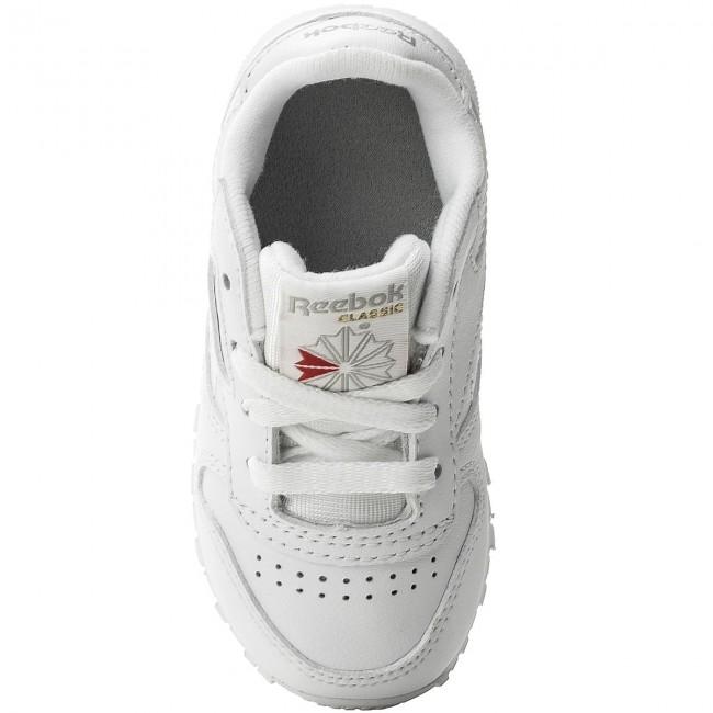 Scarpe Reebok Classic Leather Infants 50192 White