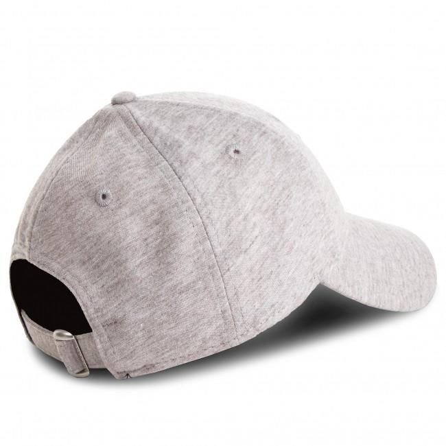 Cappello con visiera NEW ERA - 11794553 Grigio - Donna - Cappelli ... 22b455bd91b8
