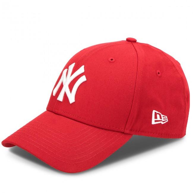 Cappello con visiera NEW ERA - 940 Leag Basic Neyy 10531938 Rosso ... 36224e452d91