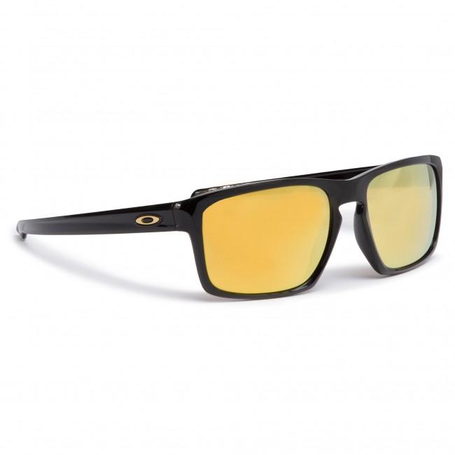 16a0fc6dc8c32 Occhiali da sole OAKLEY - Sliver OO9262-05 Polished Black 24k Iridium