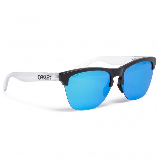 0263 Sole Occhiali Black Lite Matte Oo9374 Da Oakley Frogskins doshQrtCxB