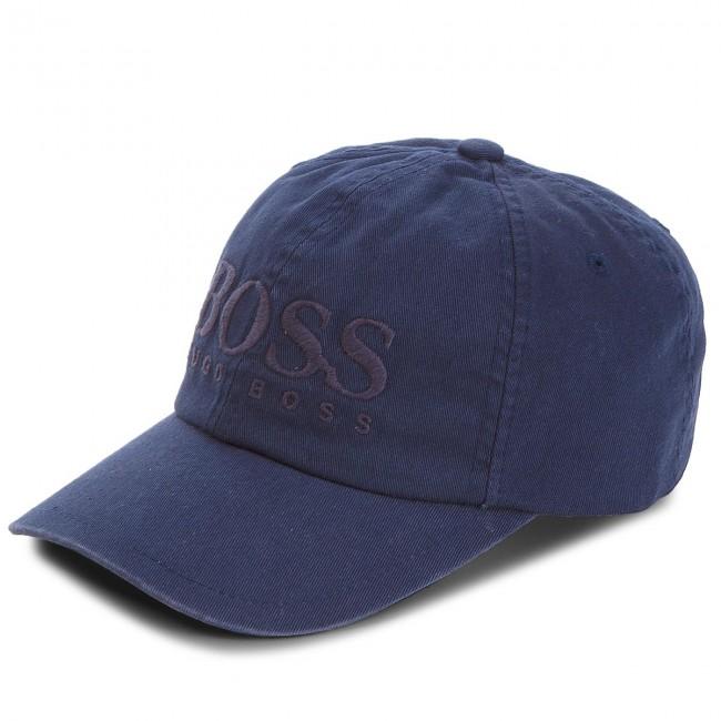 Cappello con visiera BOSS - Fritz 50378282 404 - Uomo - Cappelli ... eb9950f6ac40