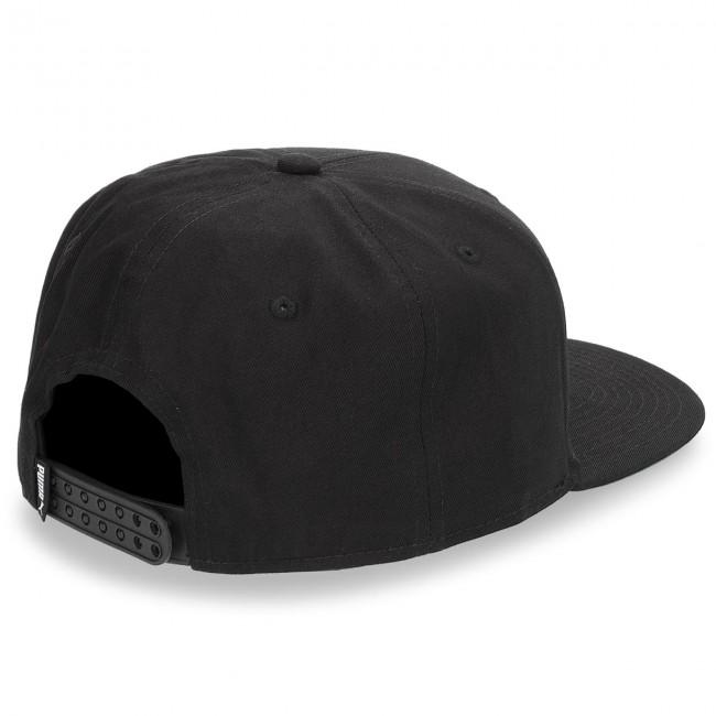 Cappello con visiera PUMA - Ls Colour Black Cap 052942 21 Puma Black Puma  White 314d183b63a5
