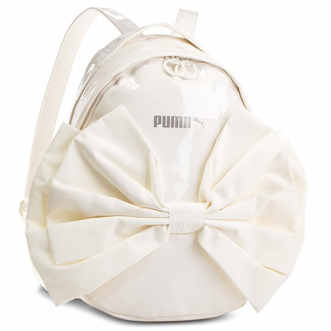 926cc12a56 Zaino PUMA - Prime Archive Backpack Bow 075625 02 Whisper White ...
