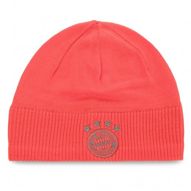 Cappello adidas - Fcb Beanie Cl DI0239 Red Utiivy - Uomo - Cappelli ... c7fc47212724