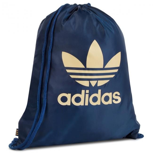 7242ddb05b Zaino adidas - Gymsack Trefoil DV2389 Conavy/Rawsan - Borse e zaini ...