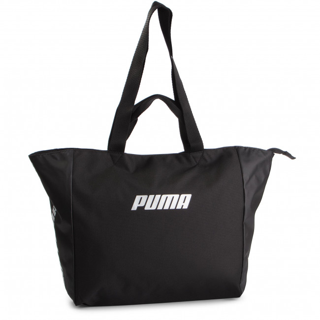 77b3a0e0857f9 Borsa PUMA - Core Large Shopper 075712 Puma Black 01 - Shopper ...
