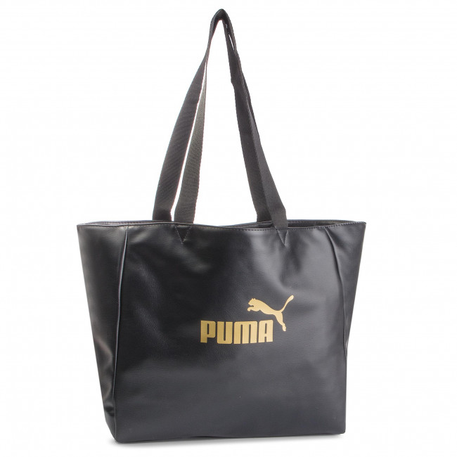 c0d45bcb5d1a4 Borsa PUMA - Core Up Large Shopper 075953 01 Puma Black - Shopper ...