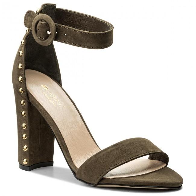 Sandali CARINII - B4410 P I43-000-000-B16 - Sandali da giorno - Sandali - Ciabatte e sandali - Donna   Di Alta Qualità    Gentiluomo/Signora Scarpa