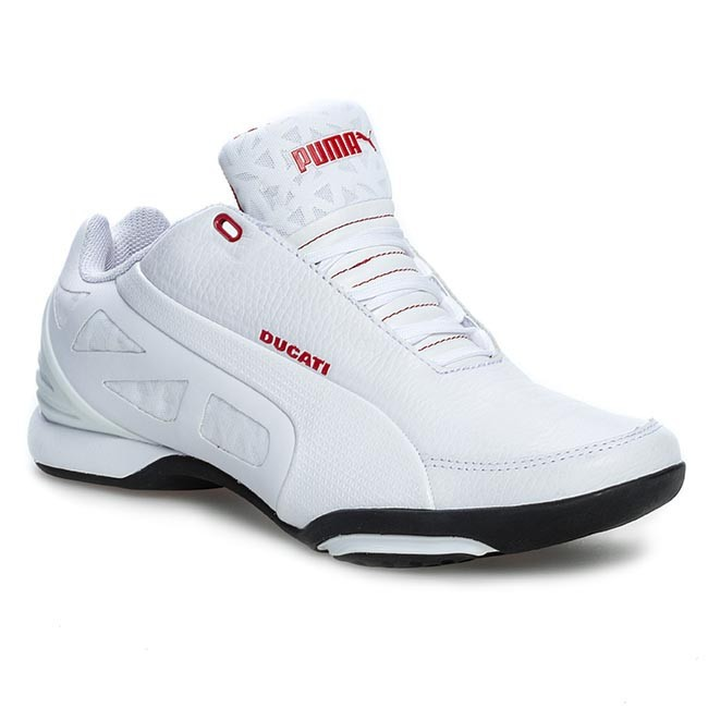 Scarpe basse PUMA - Hyperazzo Ducati 304485 White 04 30b8c671f5c