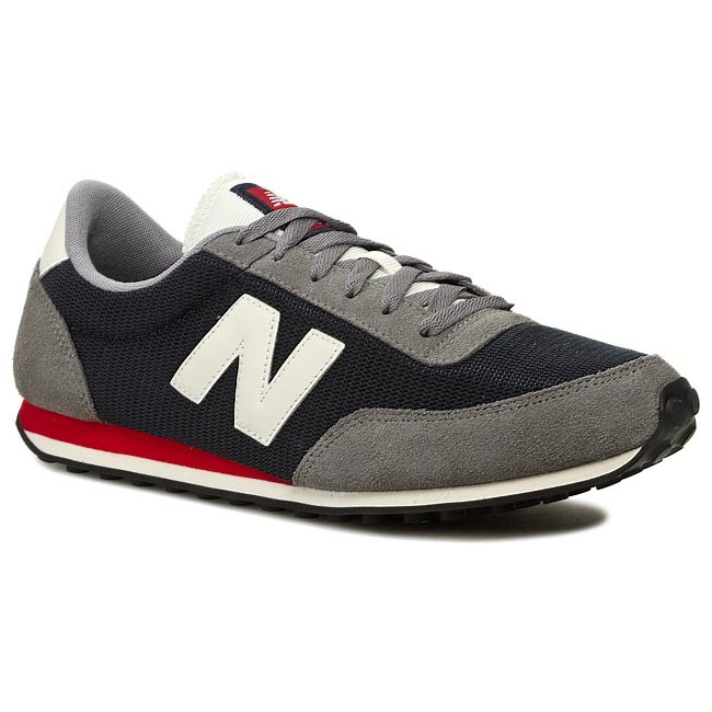 ecdf7dfc1fd Sneakers NEW BALANCE - U410HGN Blu scuro Grigio - Sneakers - Scarpe ...