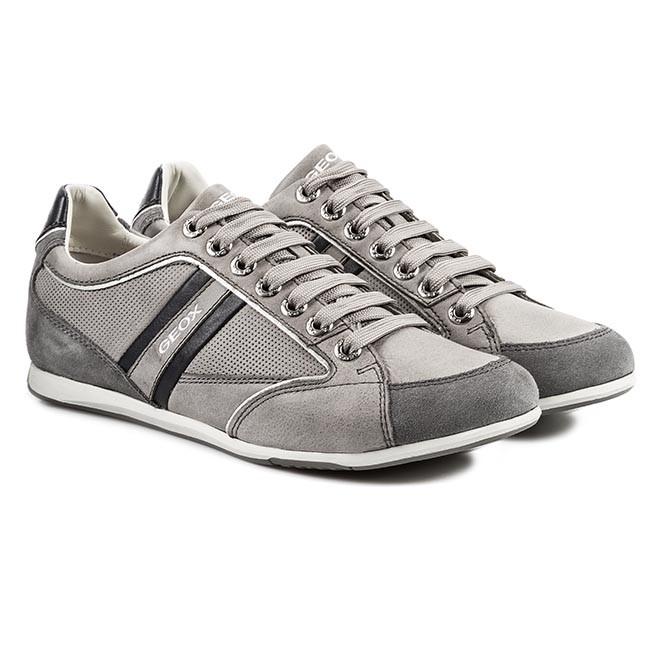 Sneakers U01z2p Geox 0cl22 Grigio U Andrea P C1006 c354SRjLqA
