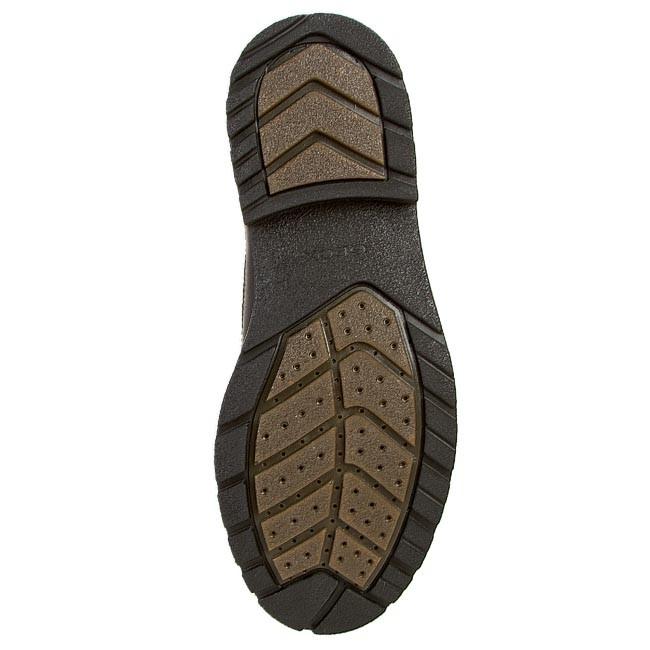 Hiking Boots GEOX U Fiesole B Abx B U44Z9B 00045 C9999 Black