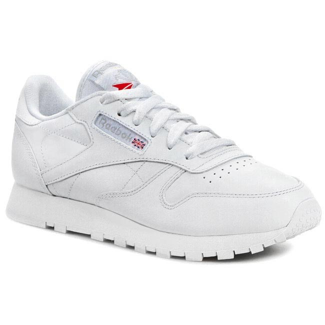 efbc0271683fd1 spain scarpe reebok cl lthr 2232 white 0e2c7 90bea