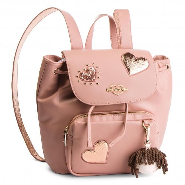 Zaino LOVE MOSCHINO - JC4061PP17LF0600 Rosa - Zaini - Borse - www ... 0177e98edbd