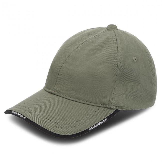 Cappello con visiera EMPORIO ARMANI - 627502 8A552 00084 Military ... 6a288c5ef157