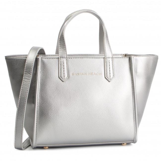 94a4133ae2637 Borsa SILVIAN HEACH - Shopper Bag Milly RCP19007BO Silver W0102 ...