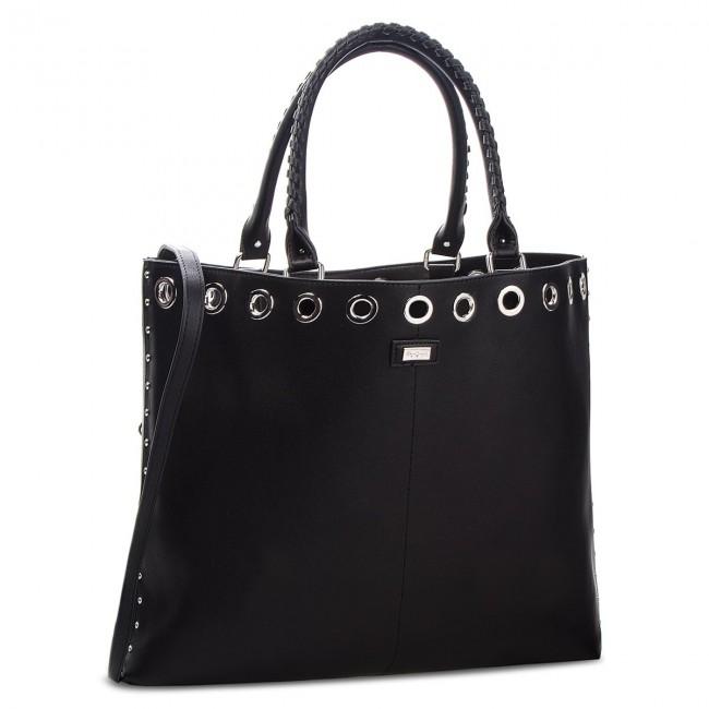Borsa PEPE JEANS - Lirys Bag PL030946 Black 999 - Shopper - Borse ... 557524fdf095