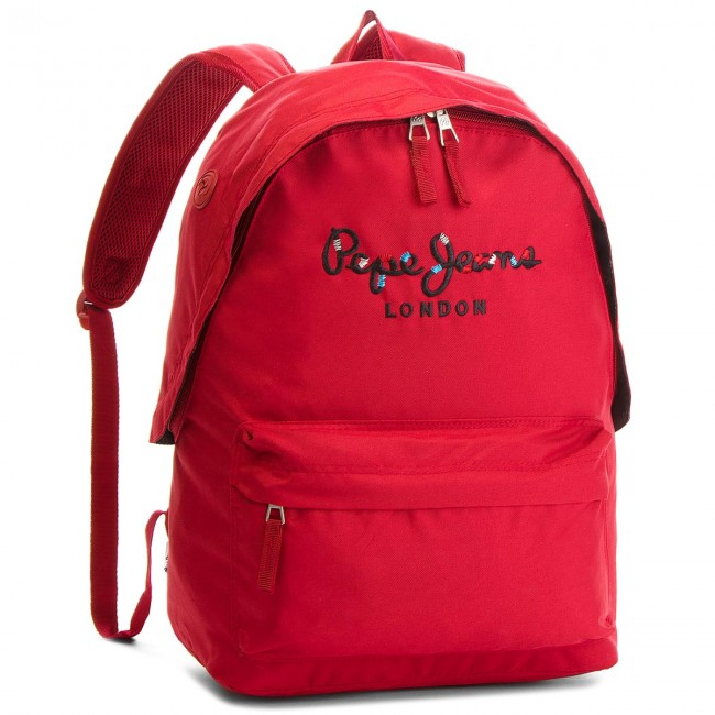 8adcab792d Zaino PEPE JEANS - Harlow Backpack & Carry All PB120013 Red 255 ...